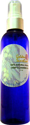 Facial Deep Cleansing Oil